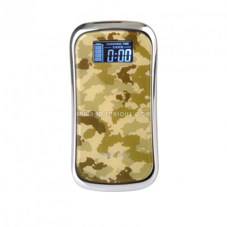 Battery portable camouflage - 7800 mAh
